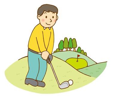 Golf men