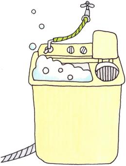 2 슬롯 세탁기