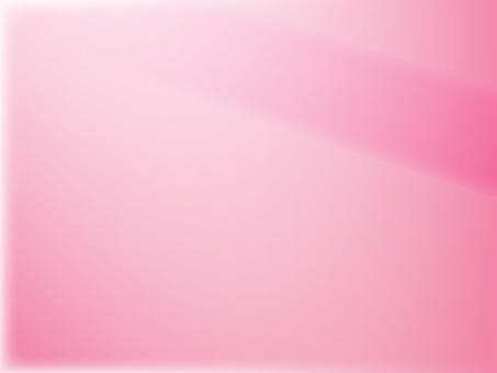 粉紅色的蓬鬆漸變