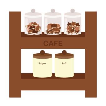 Kitchen shelf (Profile image)