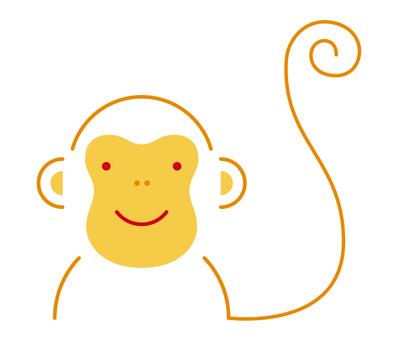 Monkey (Line) 2