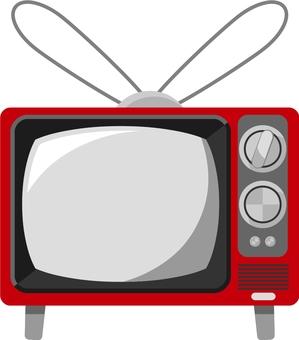 Showa retro TV