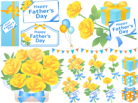 70417, Father's Day, Set 2