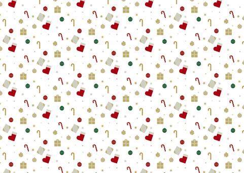 聖誕節背景圖案色板