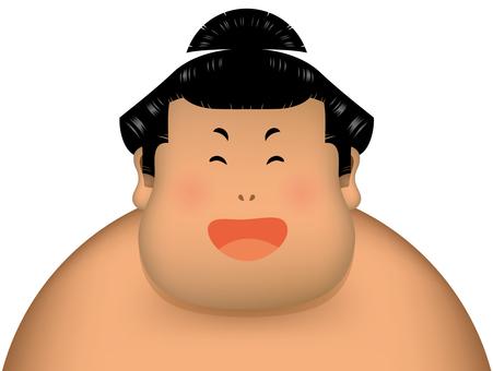 Sumo's smile
