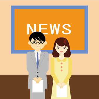 News program (gender announcer)