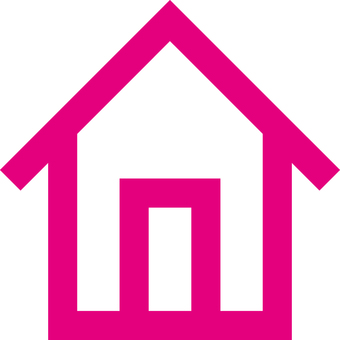 House _ Icon _ 01 _ Pink