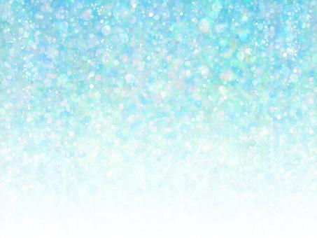 混合點87(藍色和白色)