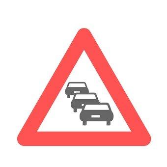 標識(車)
