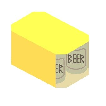 Canned beer · 6 cans