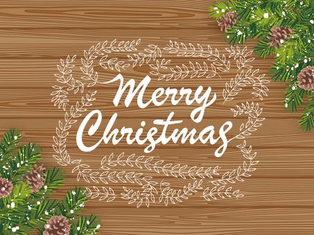 Christmas card _ handmade letter _ 4