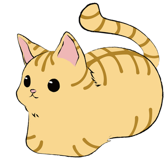 Incense chest sitting cat (Toraku cat)