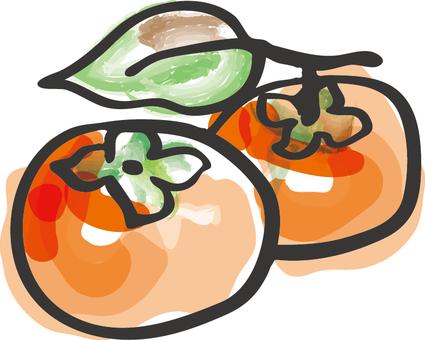 Food _ persimmon