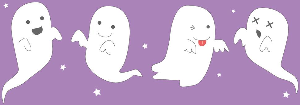 Various ghosts