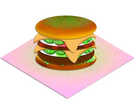 Burger (2400)