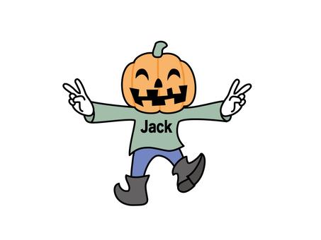 Cheerful Jack Lantern