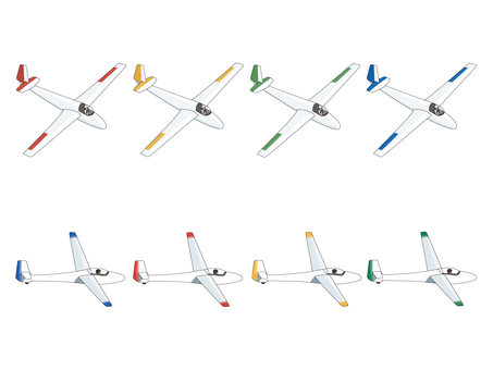 Various gliders
