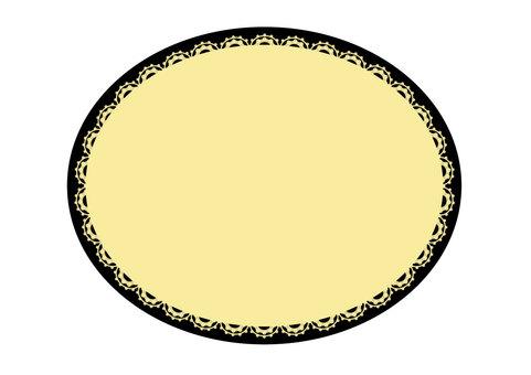 Lace ellipse
