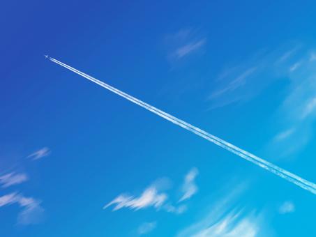 비행 기계 클라우드 1