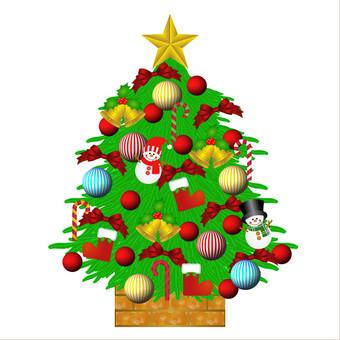 크리스마스 소재 (트리 1)