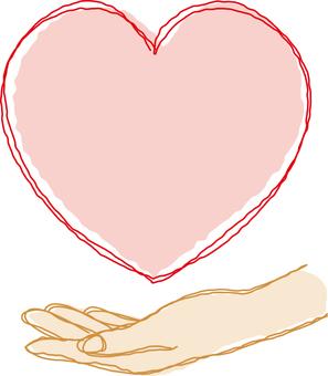 Trái tim trên tay
