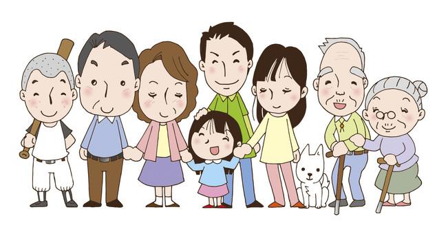 Big family 15