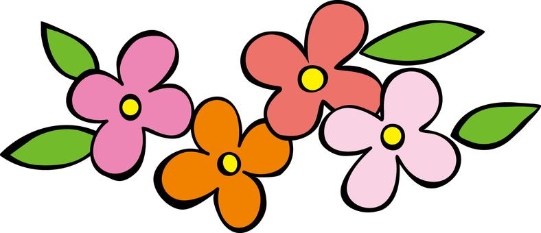 Flowers 01 - color