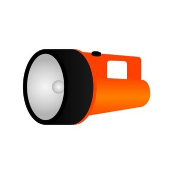 Climbing Equipment - Flashlight (Large)