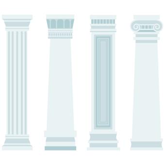 신전의 기둥