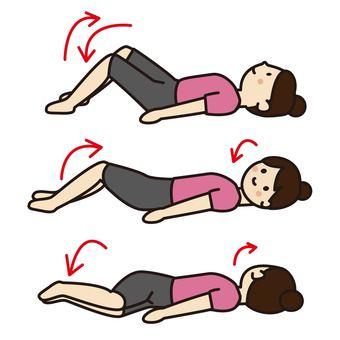 Knee stretch 2