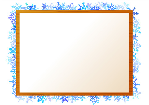 【Ai, png, jpeg】 winter material 132