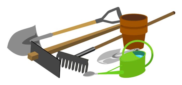 Gardening / gardening tools 2
