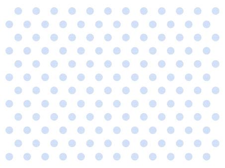 Shattered polka dot bowl