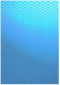 藍色波浪1