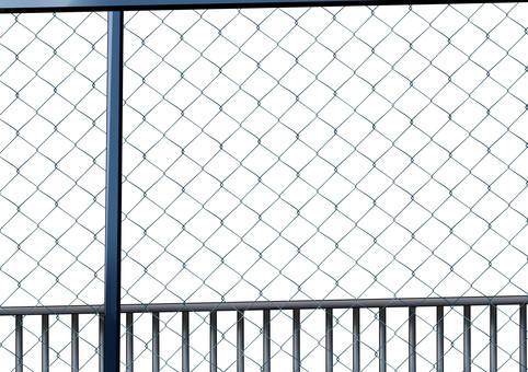 Fence iron fence