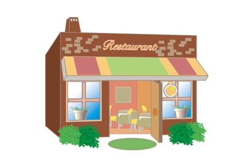 Image of restaurant · cafe