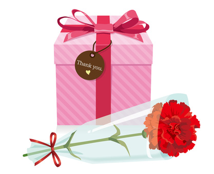 Mother's Day Carnation and Gifts 02