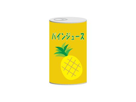 Illustration of pine juice