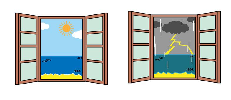 2 types of window