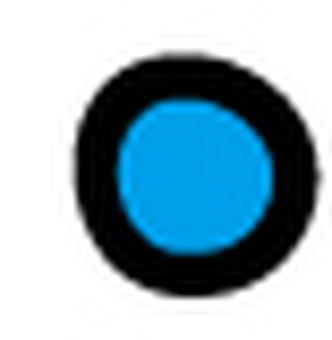 Overlapping tree (circle 2)