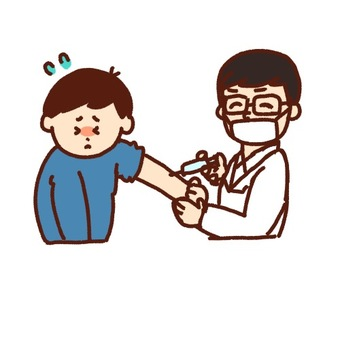 Vaccination injection