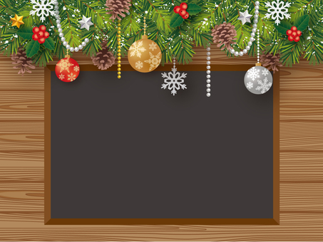 クリスマスフレーム_4