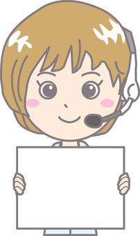 Operator female short sleeve 4