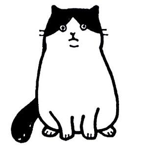 Hachiware貓