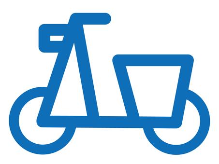 象形图(摩托车)