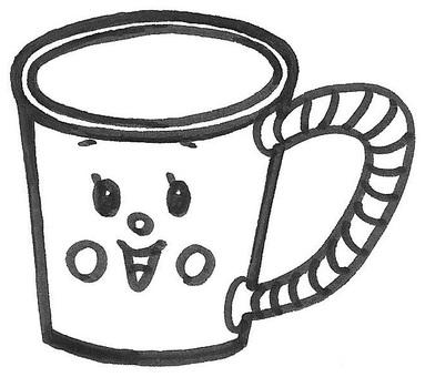 컵 짱 tea cup