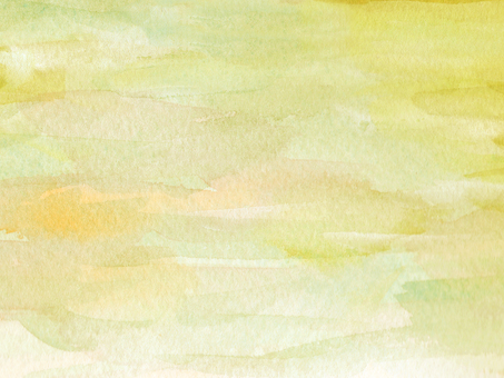 Watercolor background B-Yellow