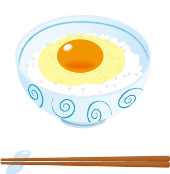 계란 덮밥