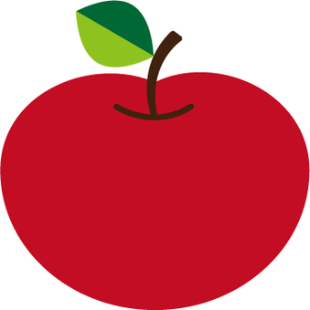 Red apples only