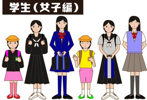 Student (female)
